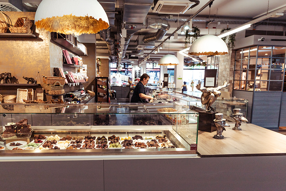 Das Liaison au Chocolat in Coburg