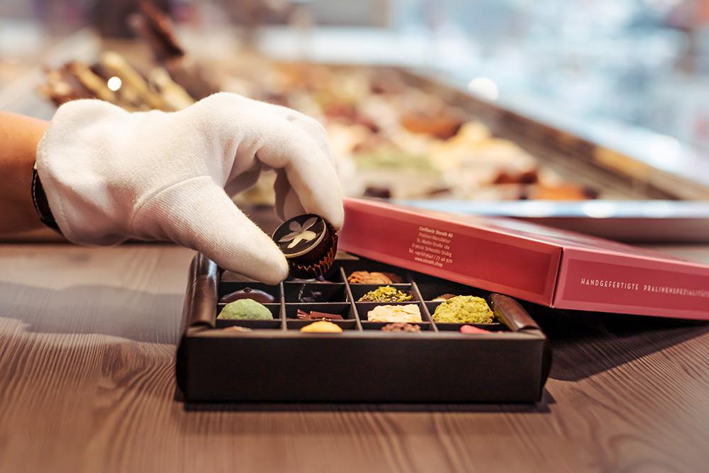 Liaison au Chocolat Geschenke