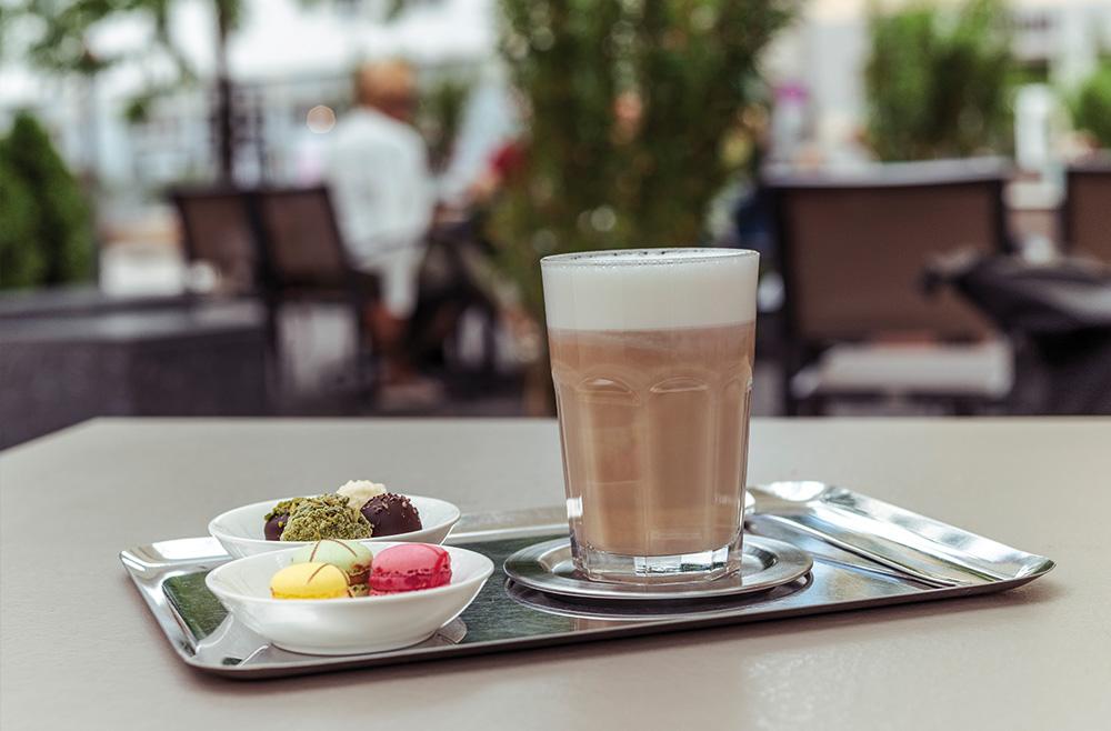 Kaffee Schockolade in Coburg