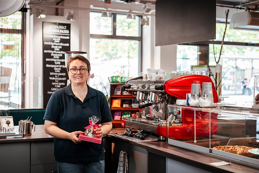 Birgit Ebert Liaison au Chocolat Coburg